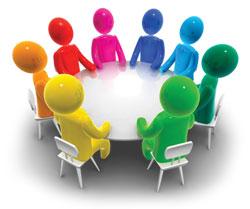 Группа компаний — создание и выбор формы