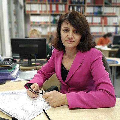 Наталья Бурлакова