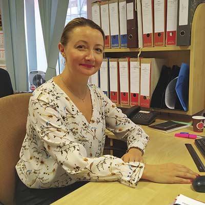 Ольга Александровна Окунева