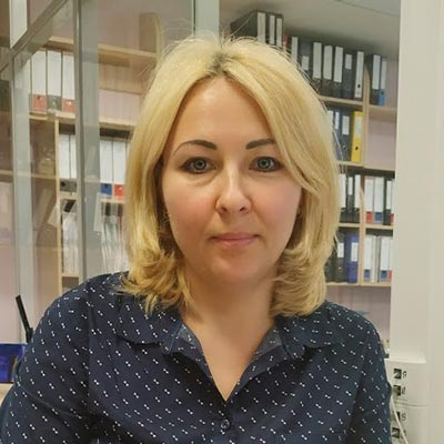 Екатерина Васильевна Щербакова