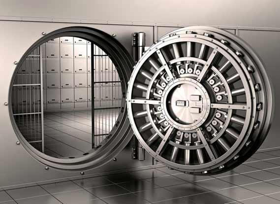 Открытие счёта в банке