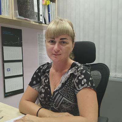Елена Валерьевна Тарасевич